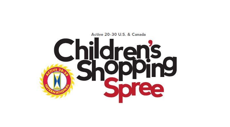 Children's Shopping Spree